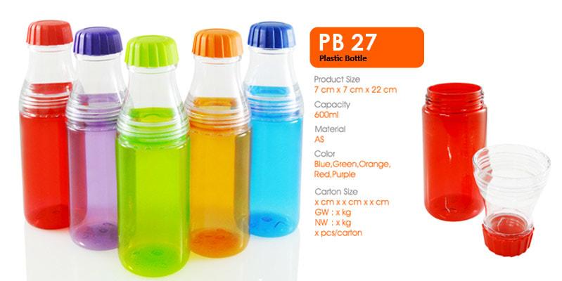 Tumbler Botol Plastik 600 ml - Vizeta | Supplier Merchandise & konveksi Perusahaan Tambang -  Vizeta | Supplier Merchandise & konveksi Perusahaan Tambang