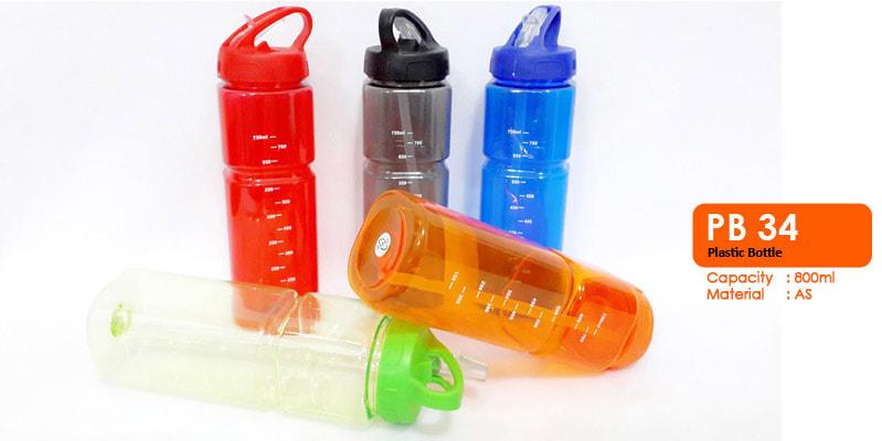 Tumbler Botol Plastik Dengan Sedotan 800ml - Vizeta | Supplier Merchandise & konveksi Perusahaan Tambang -  Vizeta | Supplier Merchandise & konveksi Perusahaan Tambang