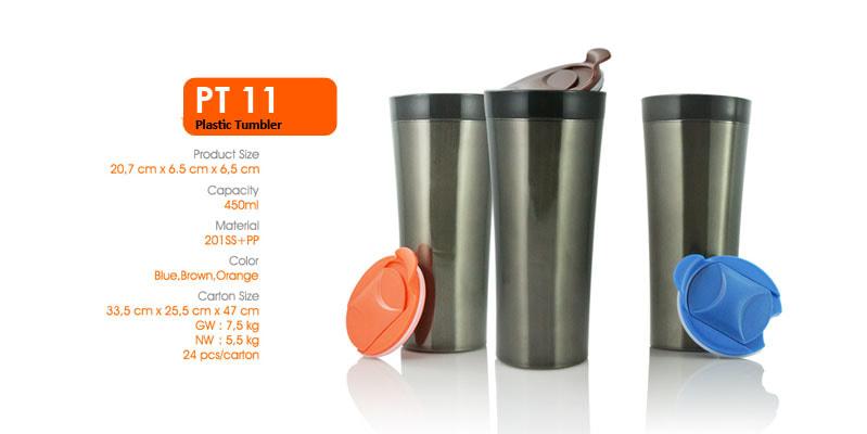 Tumbler Botol Plastik 450 ml - Vizeta | Supplier Merchandise & konveksi Perusahaan Tambang -  Vizeta | Supplier Merchandise & konveksi Perusahaan Tambang