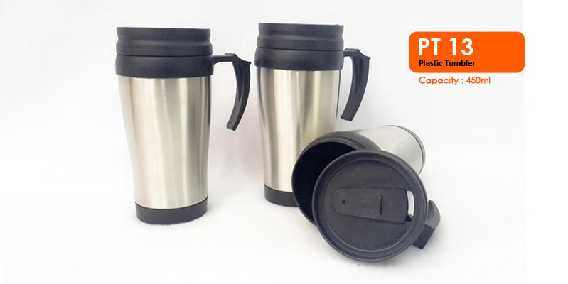 Tumbler Plastik 450 ml - Vizeta | Supplier Merchandise & konveksi Perusahaan Tambang -  Vizeta | Supplier Merchandise & konveksi Perusahaan Tambang