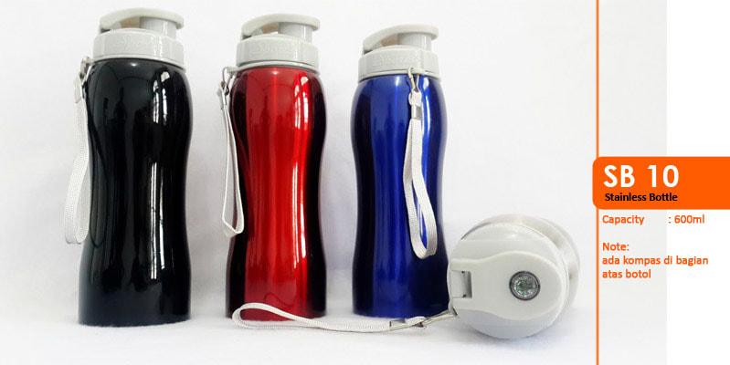 Tumbler Botol Stainless Dengan Tali Dan Kompas 600 ml - Vizeta | Supplier Merchandise & konveksi Perusahaan Tambang -  Vizeta | Supplier Merchandise & konveksi Perusahaan Tambang